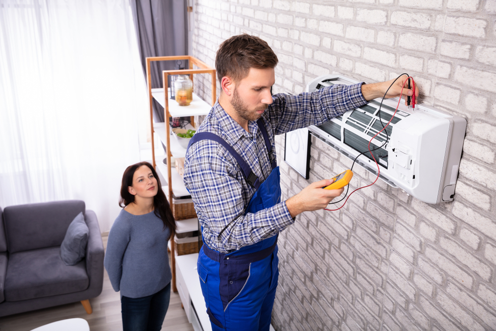 Problems that Call for AC Repair